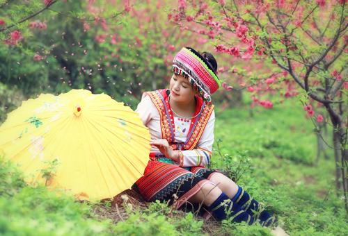 Trang phục dân tộc H'Mông