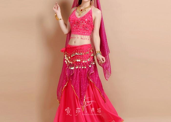 trang phục múa Ấn Độ